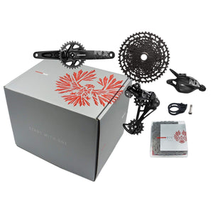 SRAM NX Eagle DUB Groupset with BOOST 175mm Crank - TheBikesmiths