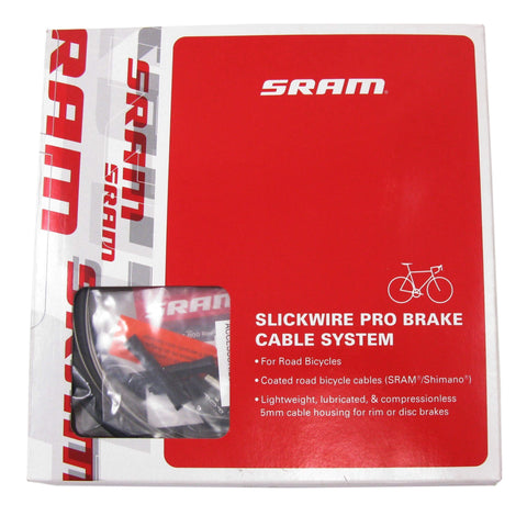 SRAM Slickwire-XL 5mm Brake Cable & Housing Set