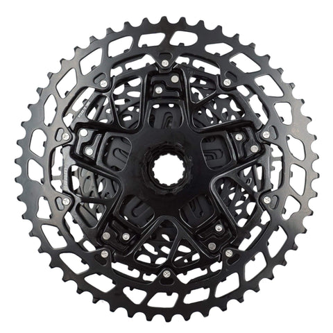 Image of SRAM NX Eagle DUB Groupset with 175mm Crank - TheBikesmiths