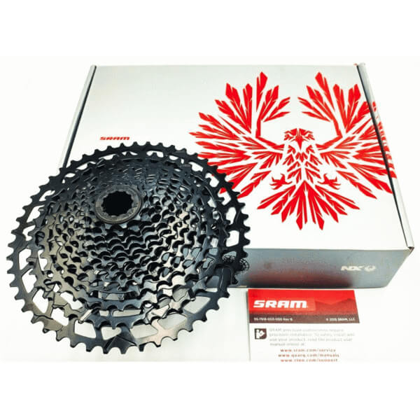 SRAM NX Eagle PG-1230 11-50 12 Speed Cassette - TheBikesmiths