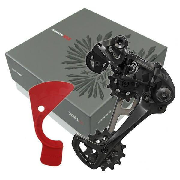 SRAM Eagle XX1 Black 12 Speed Groupset with X01 XG-1295 10-50t X-DOME Cassette