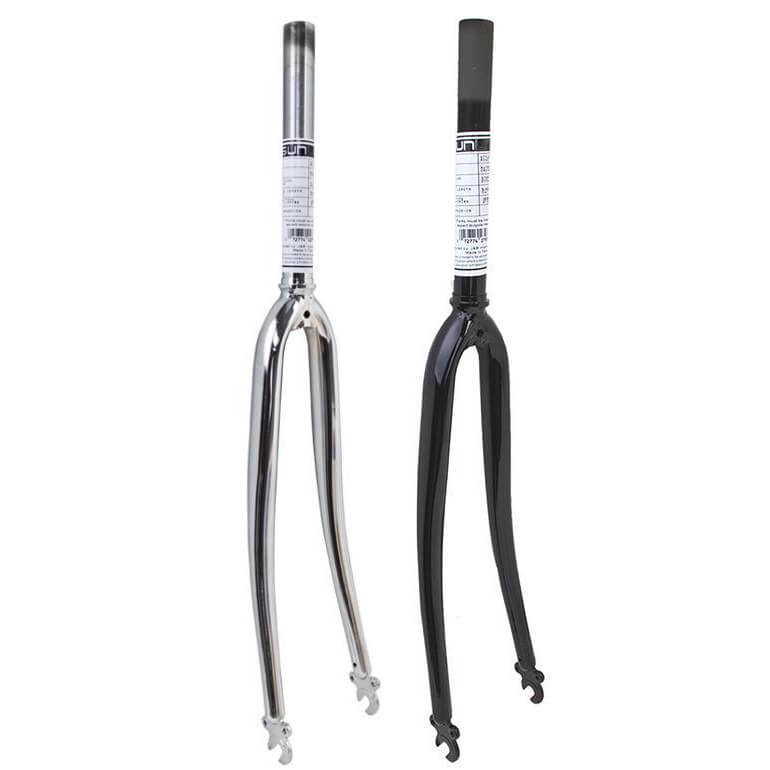 Sunlite 700c 1-inch Threaded Road Bike Fork - TheBikesmiths