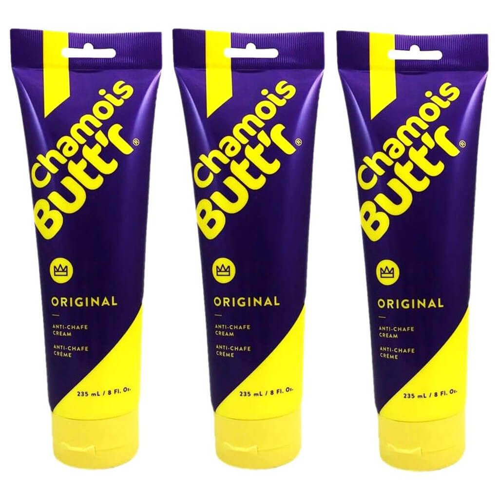 Chamois Butt'r Original 8oz Tube - TheBikesmiths