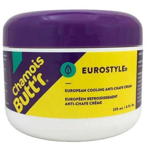 Chamois Butt'r Menthol Butter Eurostyle Cream - Single - TheBikesmiths