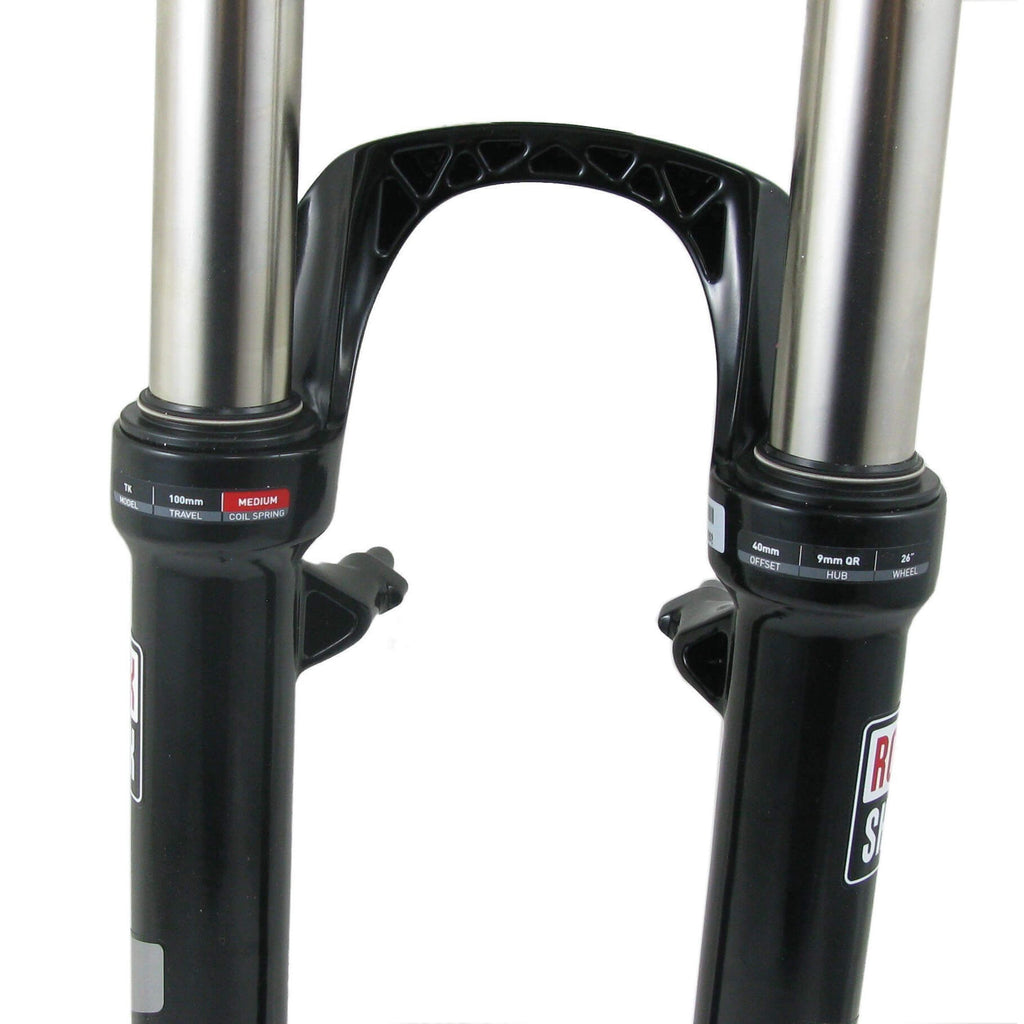 "Rock Shox 30 Silver TK 26"" 100mm Coil Spring Suspension Fork - TheBikesmiths"