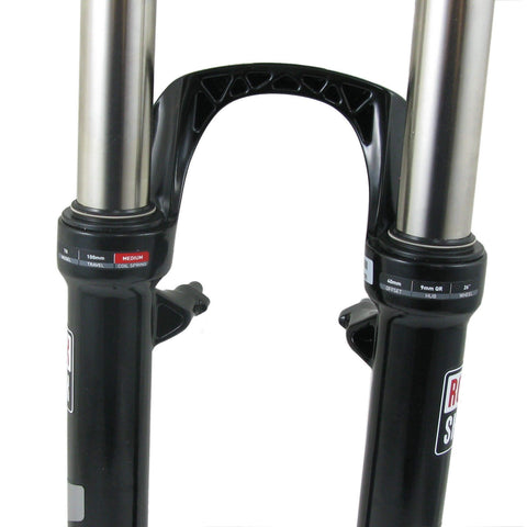 "Image of Rock Shox 30 Silver TK 26"" 100mm Coil Spring Suspension Fork - TheBikesmiths"