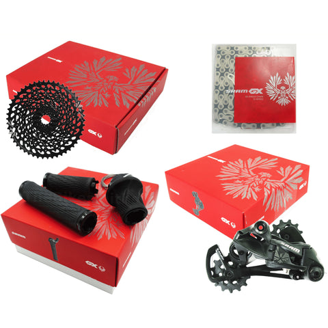 SRAM Eagle GX 12 Speed 4 Piece Groupset Kit