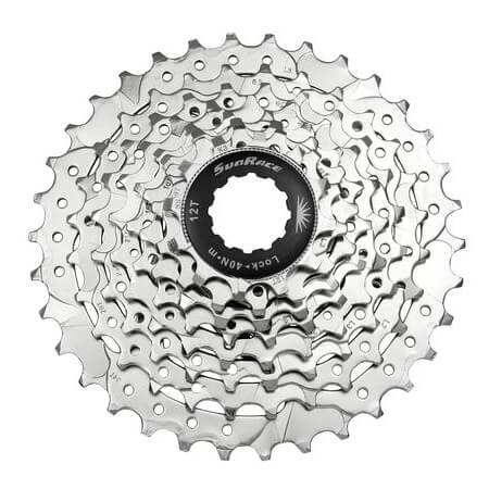 Image of SunRace CSM66 8 Speed Cassette