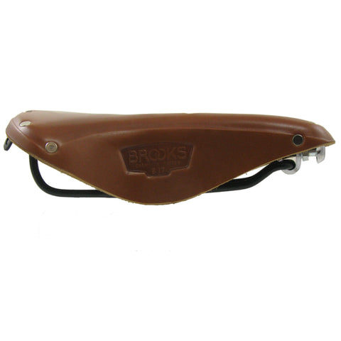 Image of Brooks B17 Narrow Unisex Saddle - TheBikesmiths
