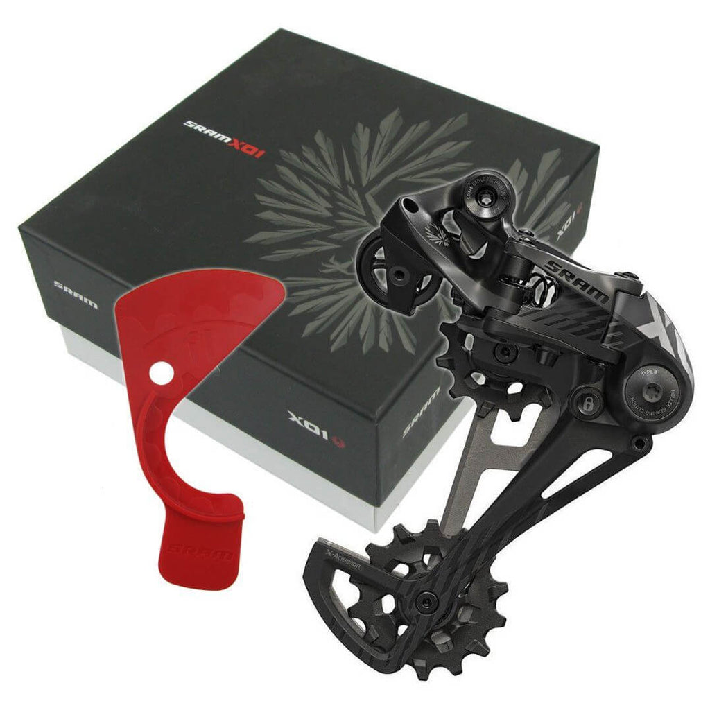 SRAM X01 Eagle 12 Speed Long Cage Rear Derailleur - TheBikesmiths