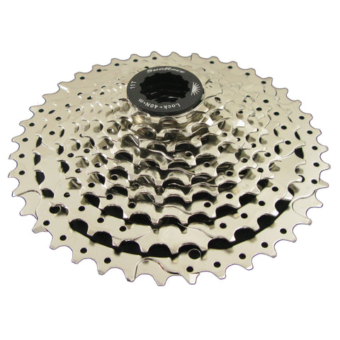 SunRace CSM980 9 Speed 11-40t Cassette - TheBikesmiths