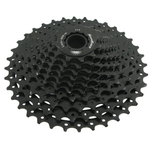 SunRace CSMS1 10 Speed Cassette Black - TheBikesmiths
