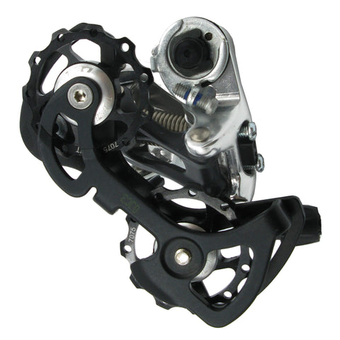 Sunrace RDRX2 Short Cage Road Rear Derailleur 9/10-speed