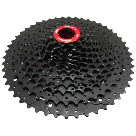 SunRace CS MZ90 12 Speed 11-50 Cassette Black or Silver - TheBikesmiths