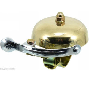 Ohgi Brass Large Side Ping Bell w/ Brass Clamp