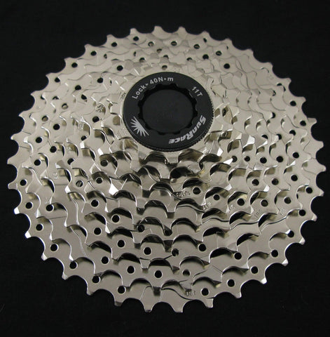 Image of SunRace CSM98 9 Speed Cassette - TheBikesmiths