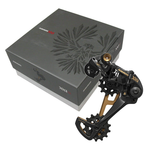 Image of SRAM XX1 Eagle 12 Speed Long Cage Rear Derailleur - TheBikesmiths