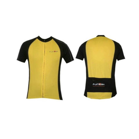 Image of Funkier Mens Cycling Jersey J611 - TheBikesmiths