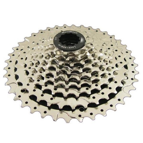 Image of SunRace CSM990 9 Speed 11-40t Cassette