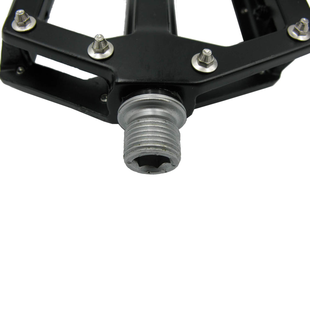 VP Components VP-531 Aluminum Sealed Platform Pedals w-Pins - TheBikesmiths