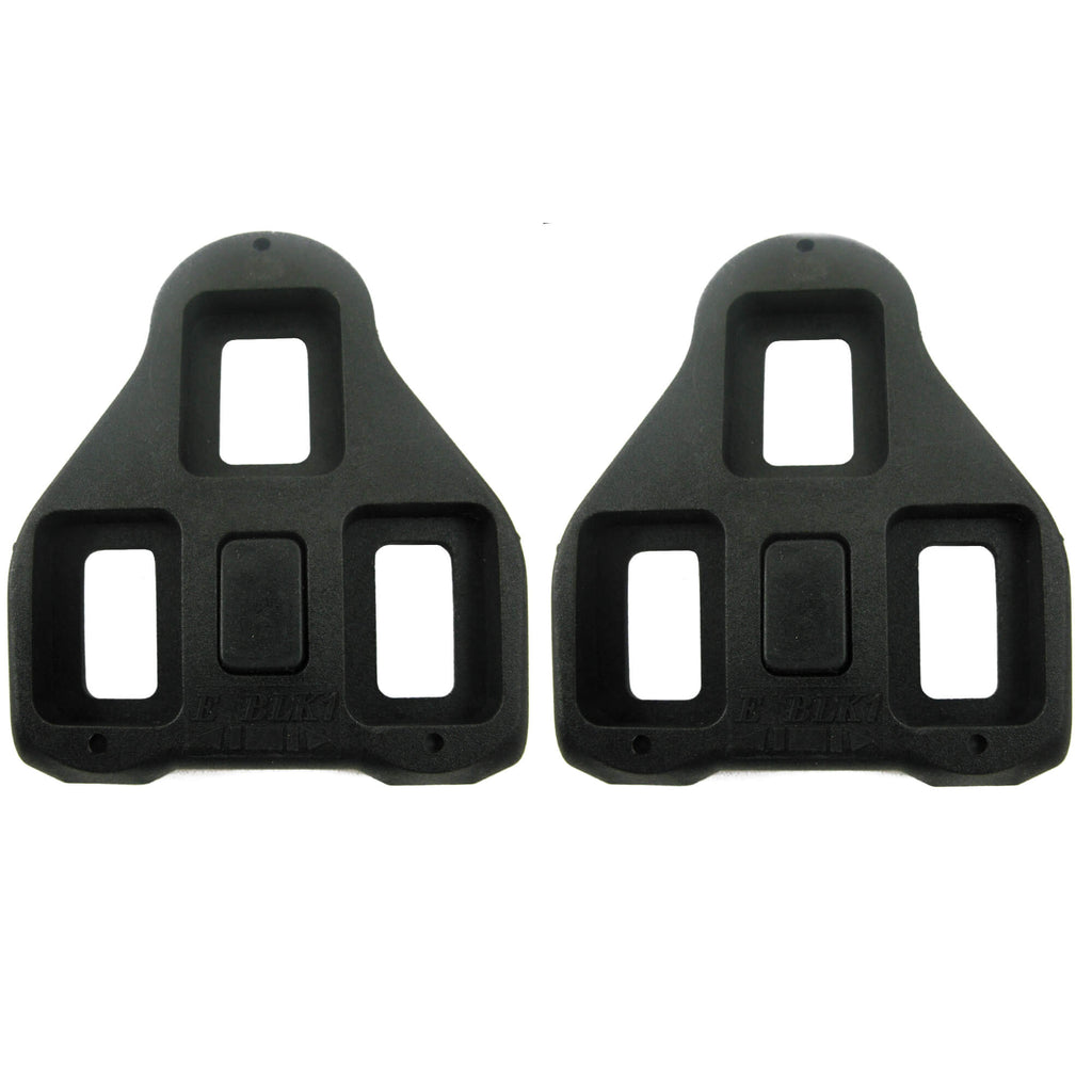 VP Components VP-BLK1 Look Delta Style Cleats Black No Float