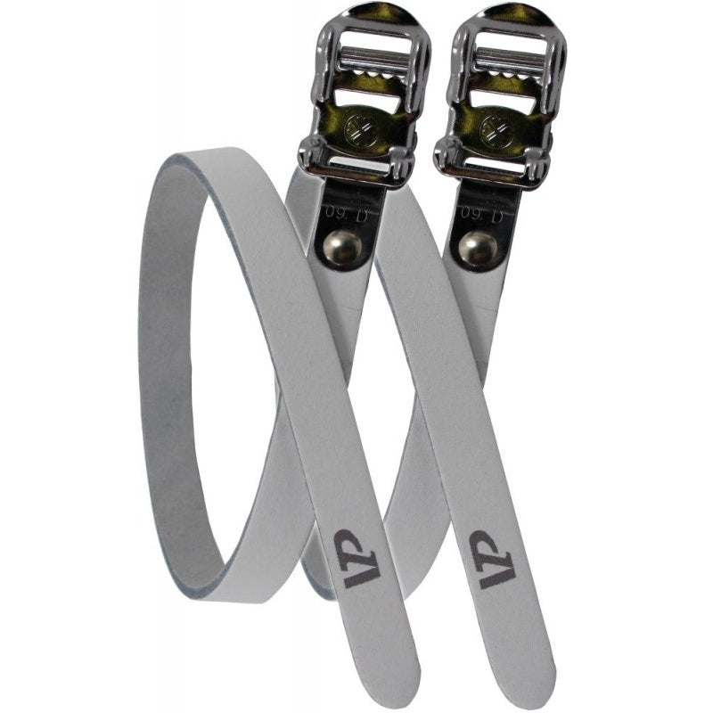 VP Components VP-715 Toe Clip Straps - TheBikesmiths