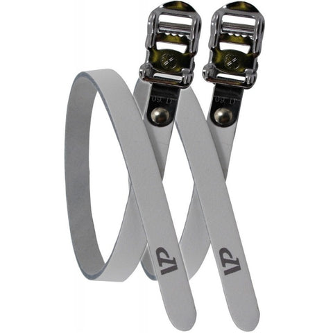Image of VP Components VP-715 Toe Clip Straps - TheBikesmiths