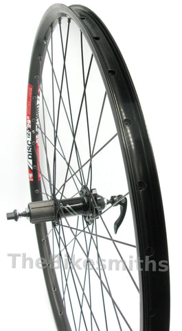 "WTB Speed Disc i23 SRAM MTH506 29"" Disc Wheelset - TheBikesmiths"