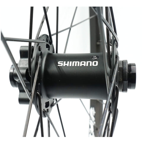 "Image of Ryde Edge-22 27.5""  Shimano M756A & M758 Mountain Bike Wheel Set"