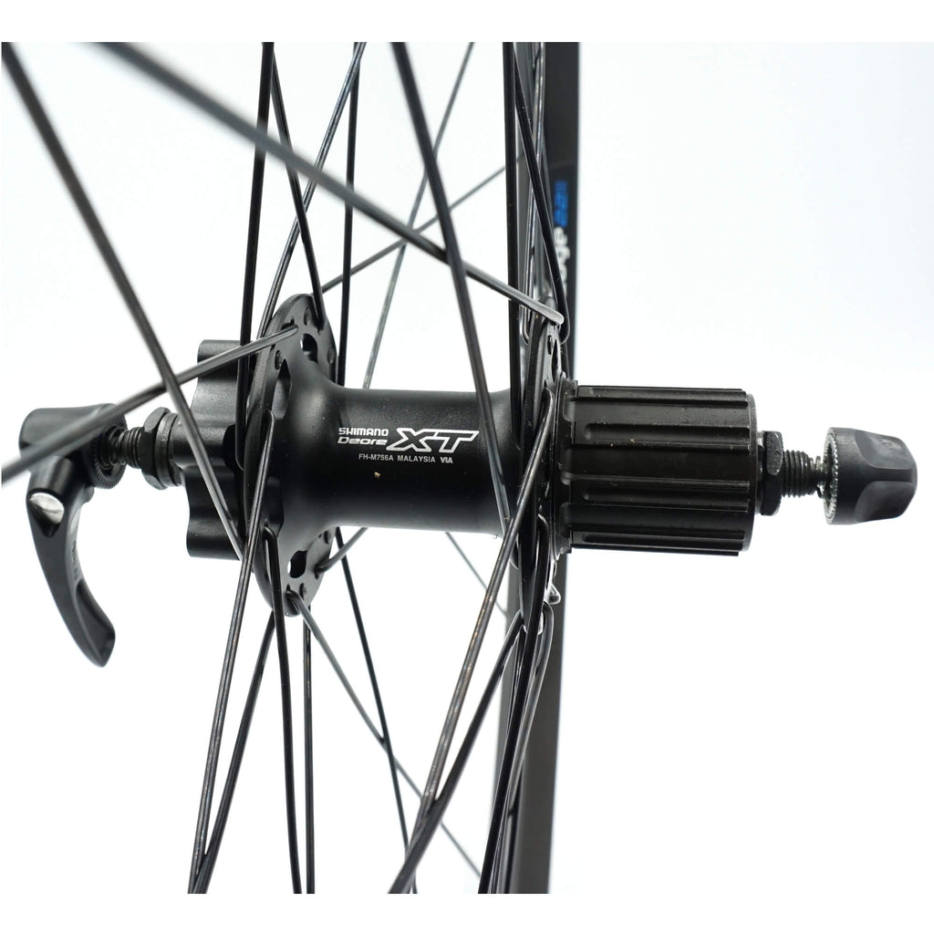 "Ryde Edge-22 27.5""  Shimano M756A & M758 Mountain Bike Wheel Set"