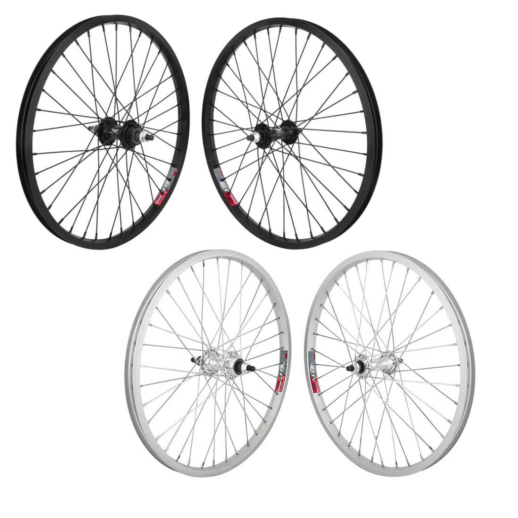 Wheelmaster 20 x 1.75 Alloy Wheel Set - TheBikesmiths