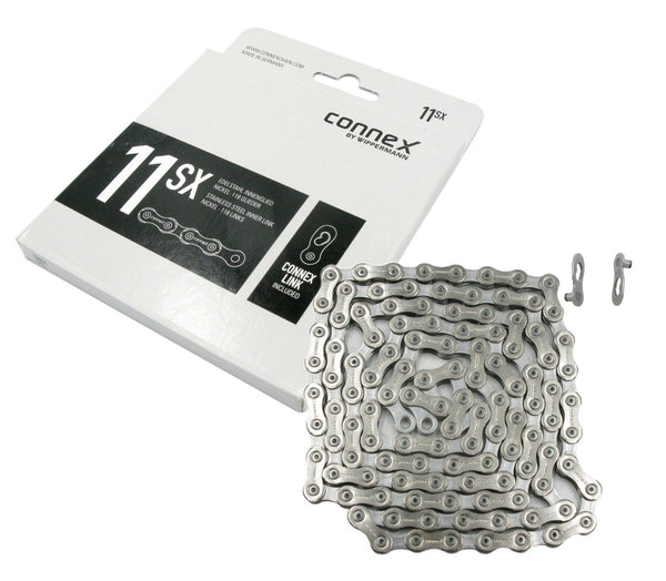 Wippermann Connex 11SX 11-Speed Stainless Steel Chain - Single