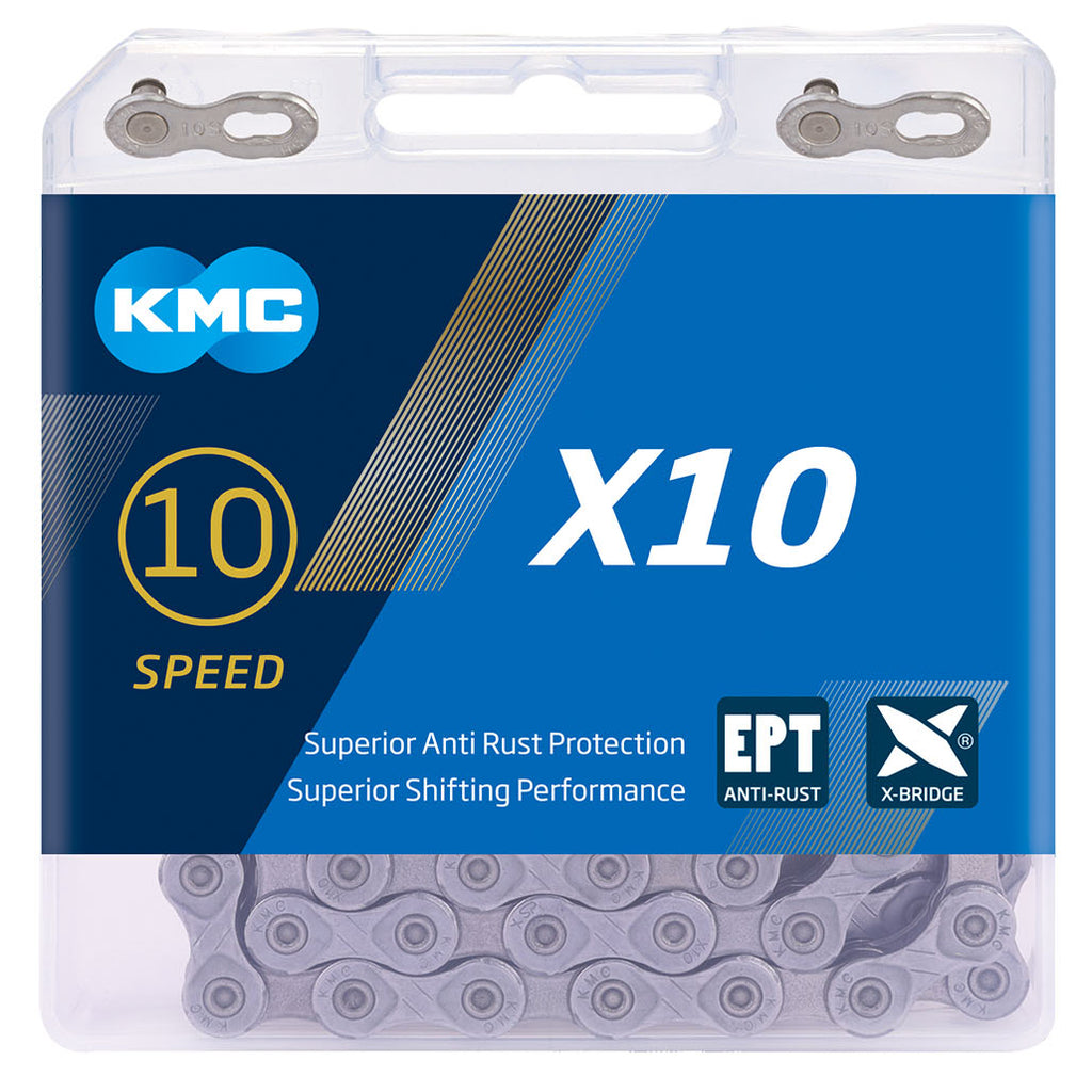 KMC X10 EPT Eco Proteq 10 Speed Chain