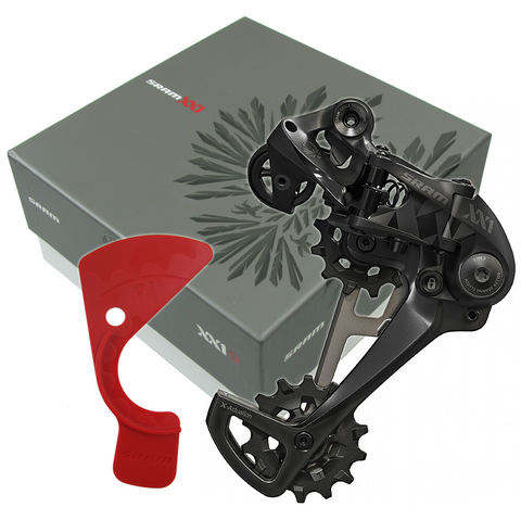 Image of SRAM Eagle XX1 Black 12 Speed Groupset with X01 XG-1295 10-50t X-DOME Cassette - TheBikesmiths
