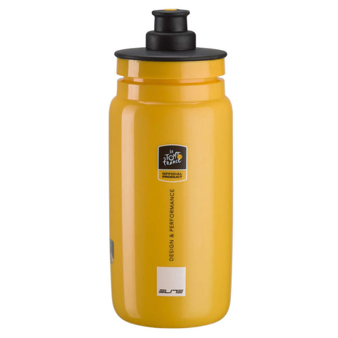Image of Elite Fly Tour de France 550ml or 750ml Water Bottle - TheBikesmiths
