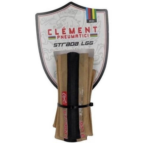 Clement Strada LGG 700c 60tpi Folding Tire - TheBikesmiths