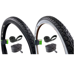 Vee Evo Mosey 26 x 2.125  Tube and Tire 6-piece Kit