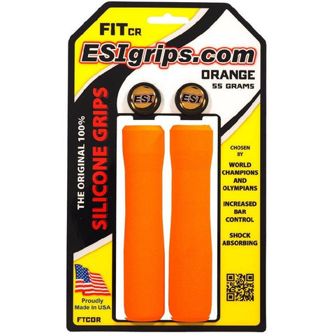 ESI Fit CR 130mm Silicone Grips