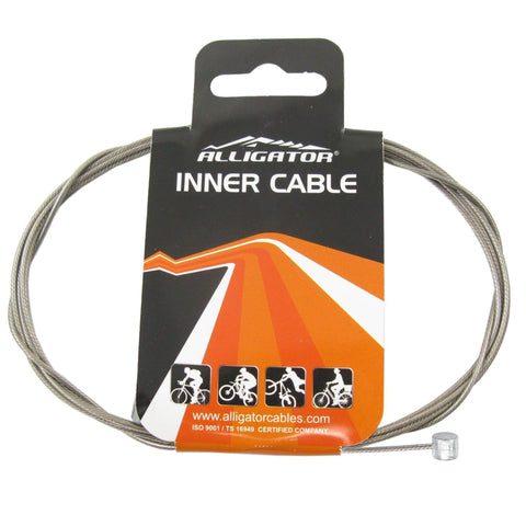 Alligator Mountain Bike Brake Cable Stainless Steel 1.5x1700mm - TheBikesmiths