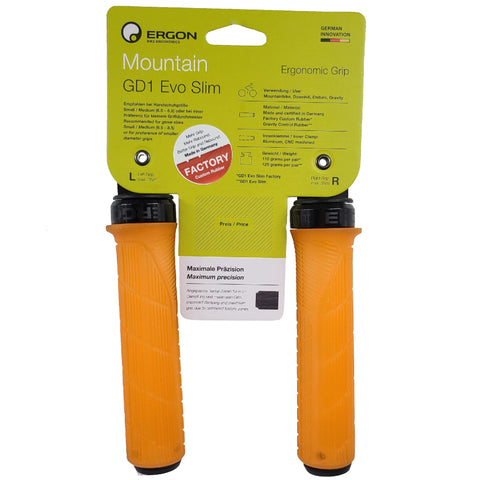 Ergon GD1 Evo Slim Gel Ergonomic Grips