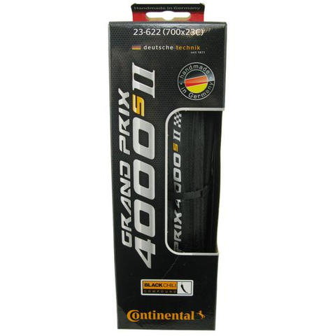 Image of Continental Grand Prix GP4000 S II 700c Folding Tire - Single - TheBikesmiths