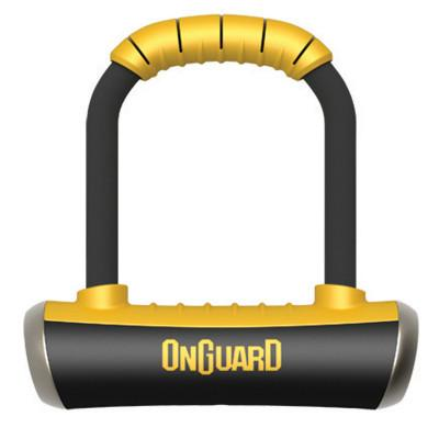 OnGuard 8006 Pitbull Mini 90mm x 140mm Key U-Lock