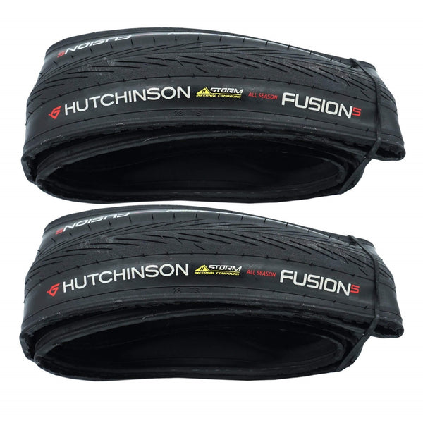 Hutchinson Fusion-5 All Season 700c Kevlar Folding Tire