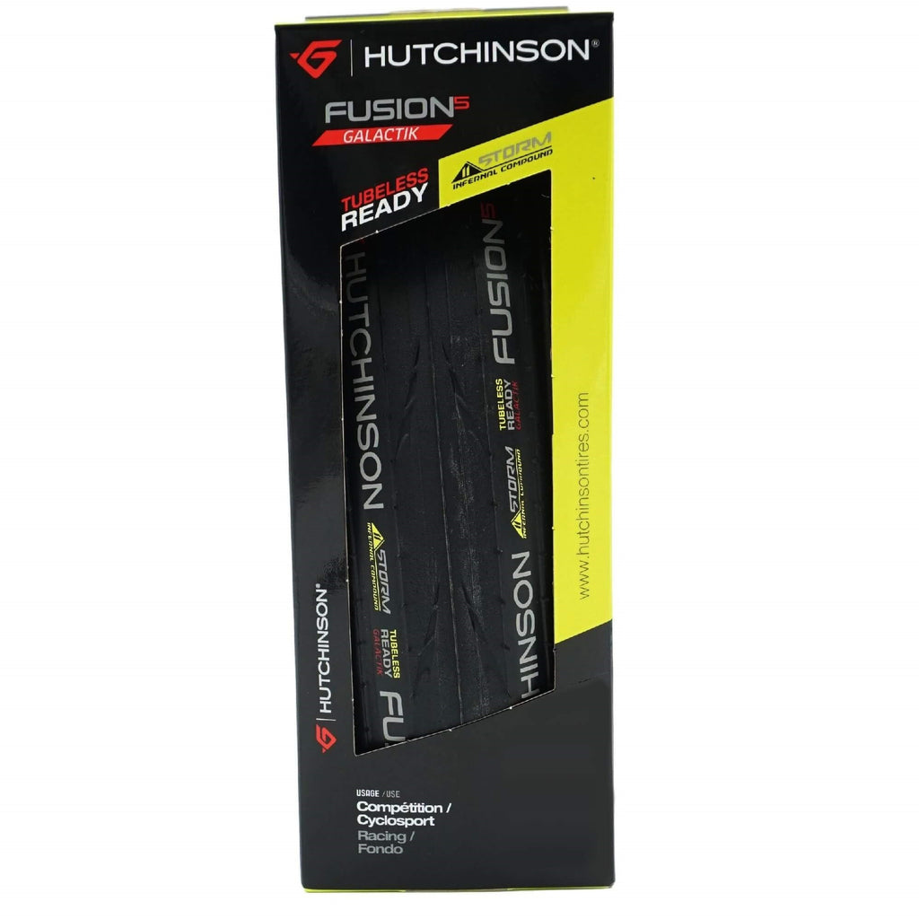 Hutchinson Fusion-5 Galactik 700x25 Tubeless Ready Folding Tire - TheBikesmiths