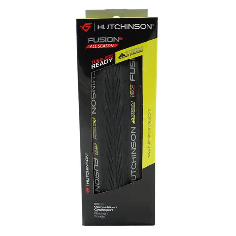 Image of Hutchinson Fusion-5 All Season Tubeless Ready 700c Folding Tire - TheBikesmiths
