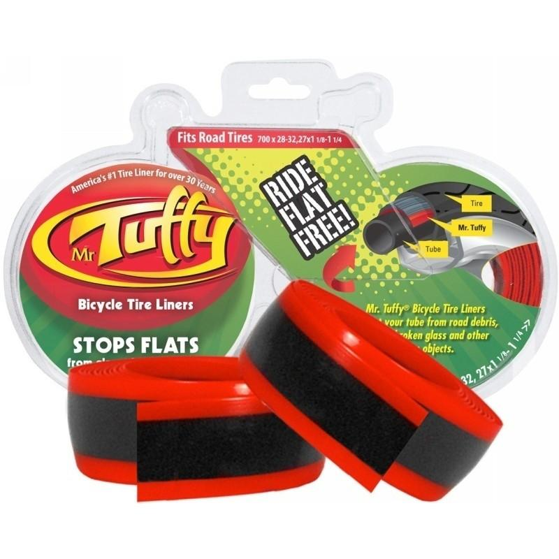 Mr Tuffy Bike Tire Liner Pair Stop Flats - TheBikesmiths