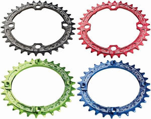 (d) Race Face Narrow Wide 104mm BCD Chainring - TheBikesmiths