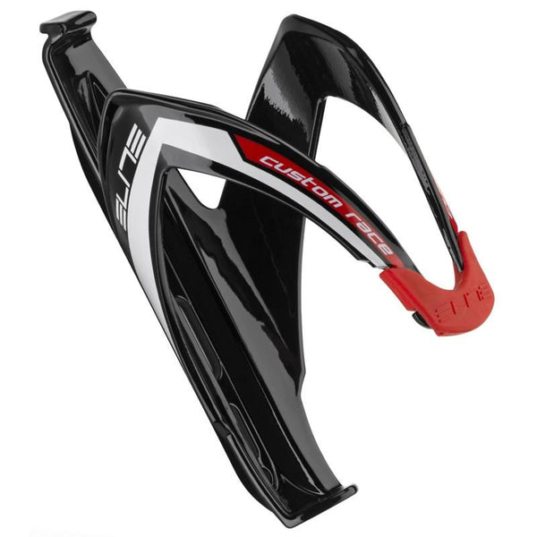 Elite Custom Race Water Bottle Cage - Single - TheBikesmiths