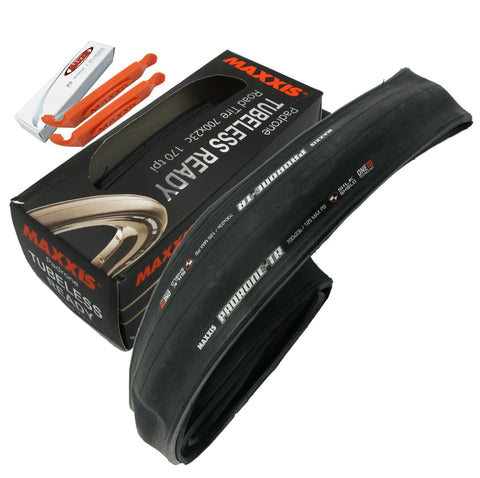 Image of Maxxis Padrone 700x23 Tubeless Ready Folding Tire