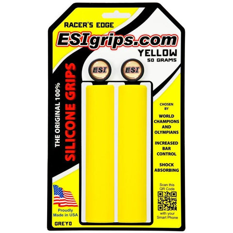Image of ESI Racers Edge Silicone Grips - TheBikesmiths
